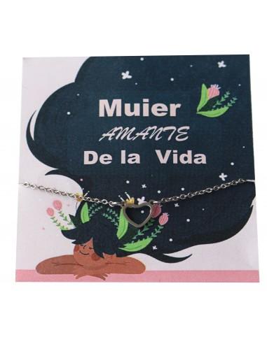 copy of Pulsera Rosa Ataraxia